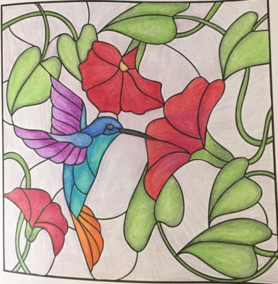 The Calm Coloring Book (No author listed)