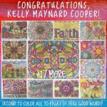 Congratulations Kelly Cooper