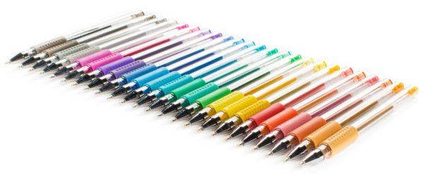 Doodle Art Pro Gel Pen Colors