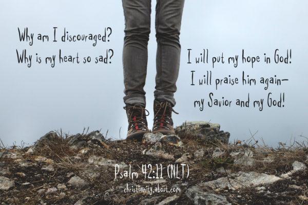 Psalm 42:11 Why God?