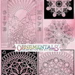 Get a Free Coloring Pages Bundle dedicated to Fighting Cancer