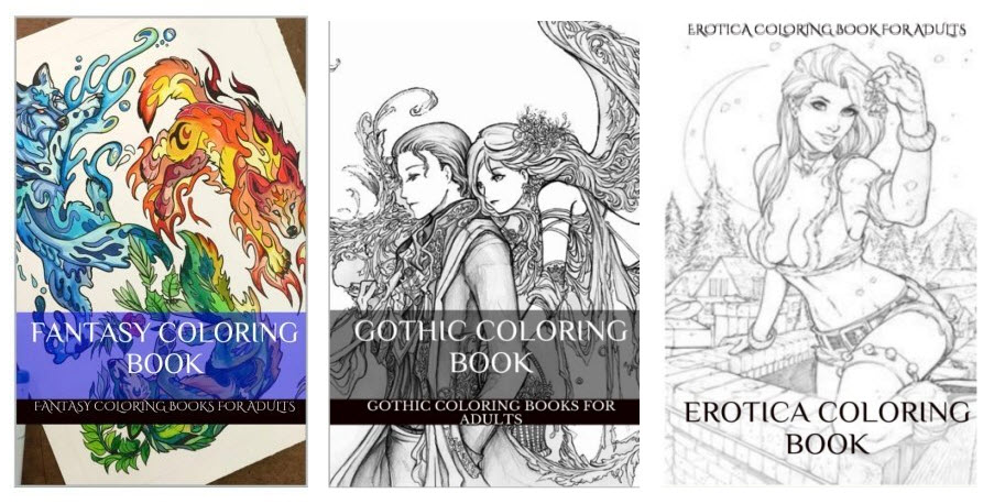 Avoiding Bad Coloring Books - SuziQ Creations
