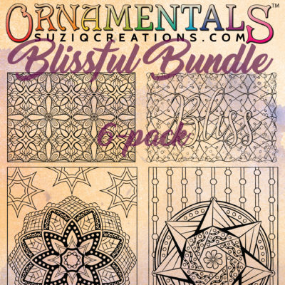 OrnaMENTALs Blissful Bundle 6-Pack