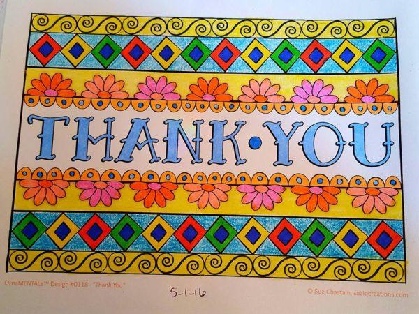 Brenda Bforsma Hanson-thankyou