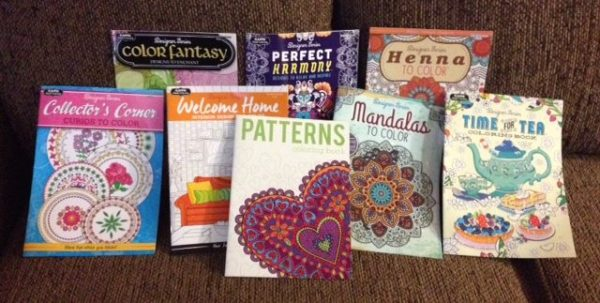 Lots of Inexpensive Coloring Supplies!