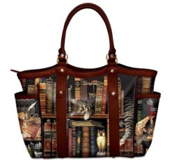 Bradford Exchange Cat Tote