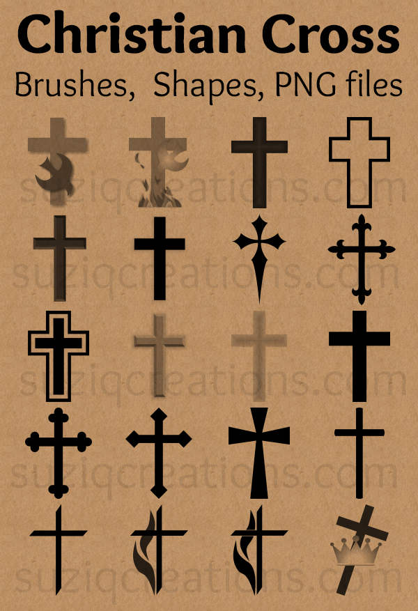 Christian Crosses Preview