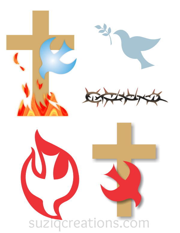 Christian Symbols Mega Pack Preview Page 2