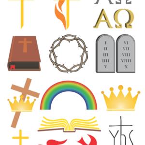 Christian Symbols Mega Pack Preview Page 4