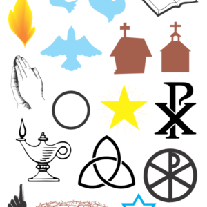 Christian Symbols Mega Pack Preview Page 6