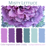 Misty Lettuce Color Scheme