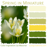 Color Scheme Spring in Miniature - Spring Color Scheme