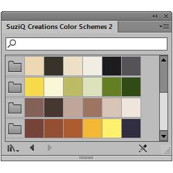 Color Schemes Set 2: More Nature Inspiration