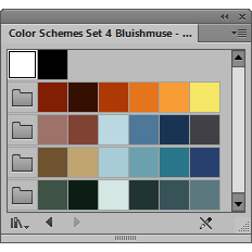 Elemental Color Scheme Set