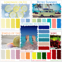 5 New Color Schemes for Summer