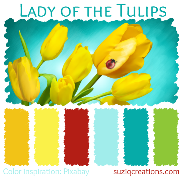 Color_SchemesLady of the Tulips
