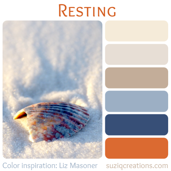 Resting - Color Inspiration from Nature