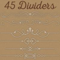Divider Shapes Thumbnail