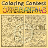 Coloring Book Bonanza – Save the Date: June 6 (Updated)