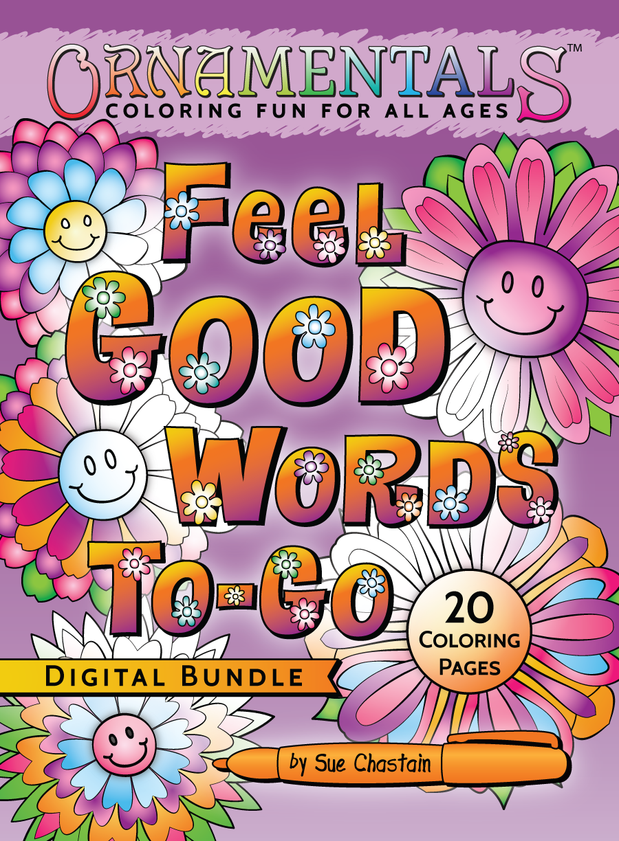 Feel Good Words To-Go Digital Bundle Cover