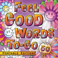OrnaMENTALs Feel Good Words To-Go Portable