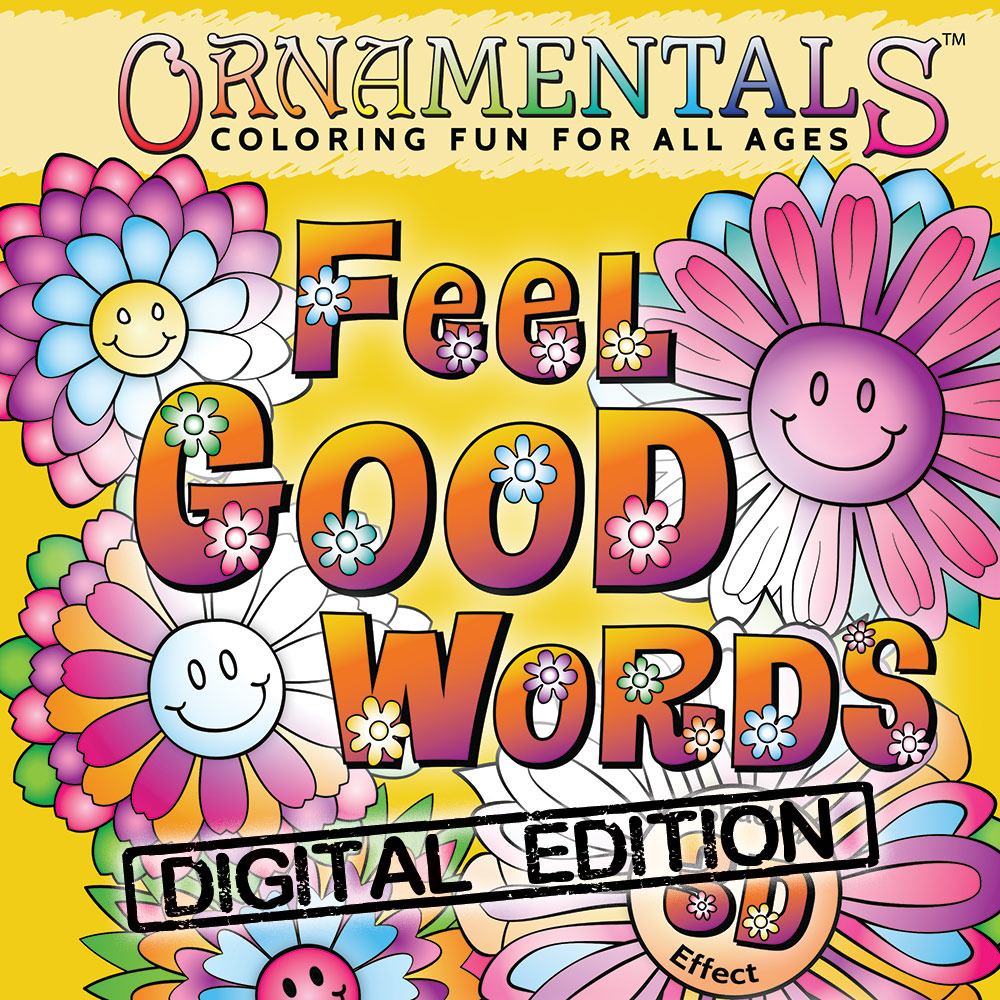 OrnaMENTALs Feel Good Words Digital Edition