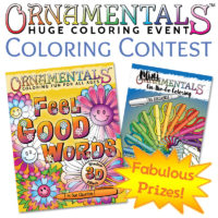 HUGE Coloring Event and Coloring Contest