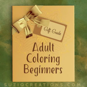 Adult Coloring Beginners Gift Guide