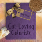 Adult Coloring Gifts for Cat Lovers