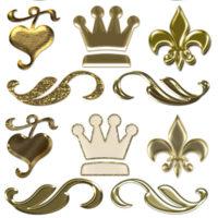 Gold Layer Styles Volume 1