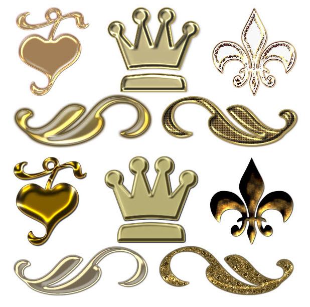 Gold Layer Styles Volume 2