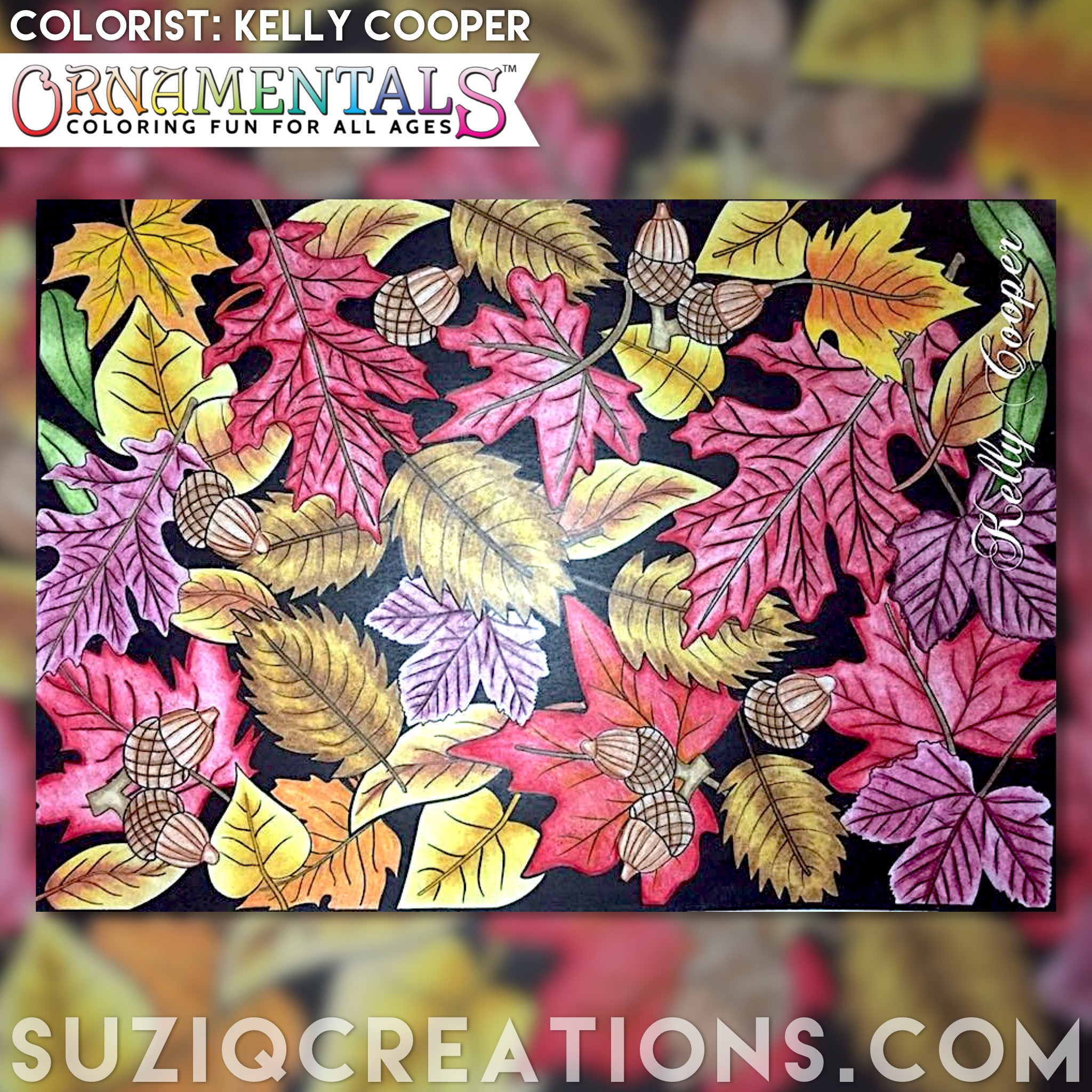 "From <i><a href=""http://www.suziqcreations.com/loa/"">OrnaMENTALs Lights Out</a></i> - colorist Kelly Cooper."