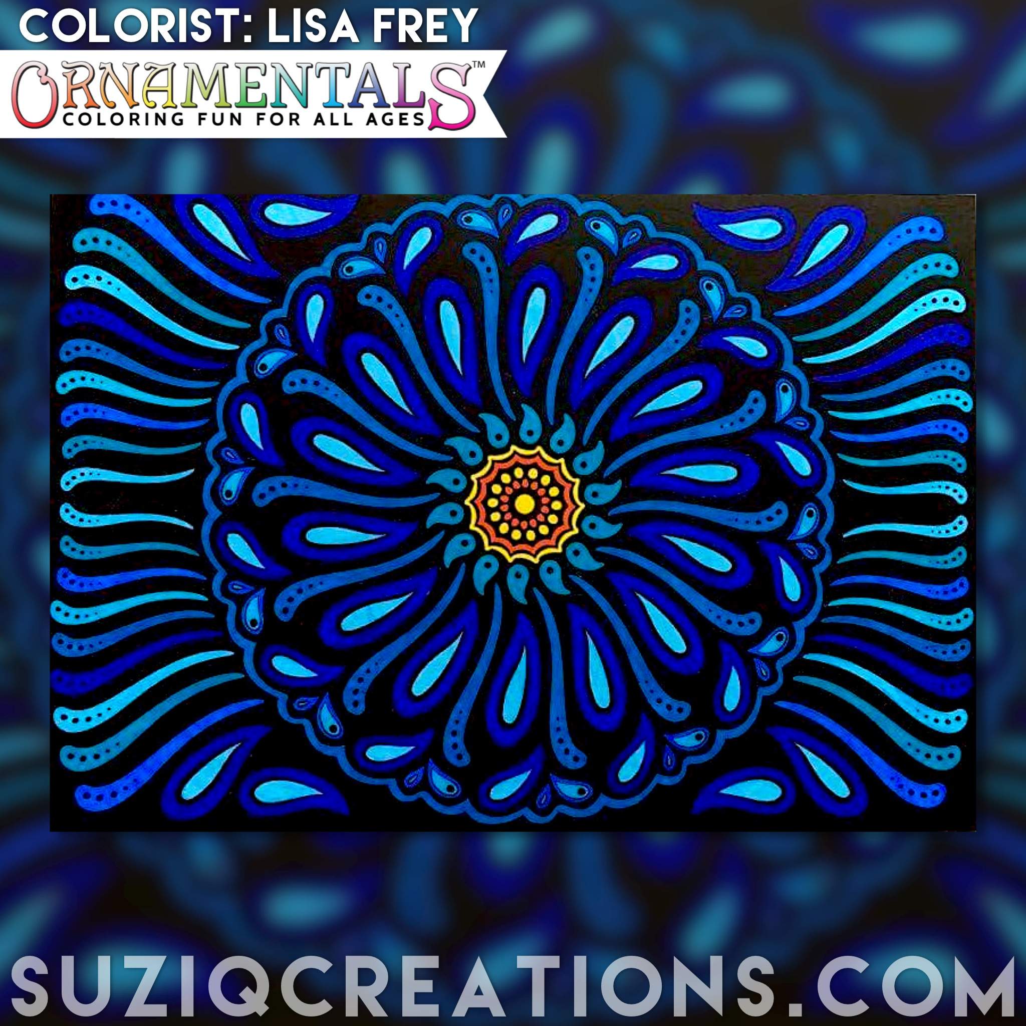 "From <i><a href=""http://www.suziqcreations.com/loa/"">OrnaMENTALs Lights Out</a></i> - colorist Lisa Frey."