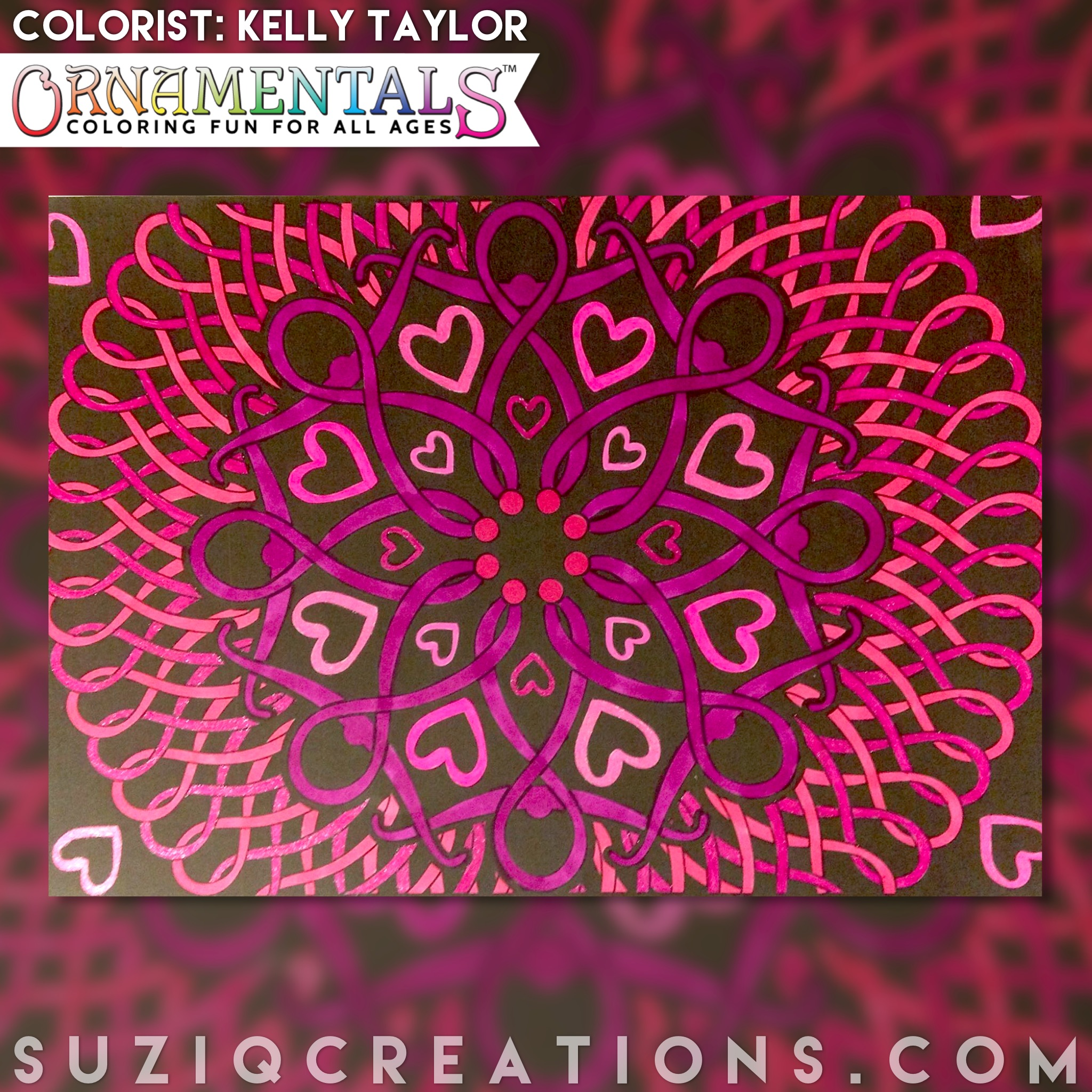 "From <i><a href=""http://www.suziqcreations.com/loa/"">OrnaMENTALs Lights Out</a></i> - colorist Kelly Taylor."