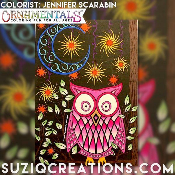 Colored by Jennifer Scarabin