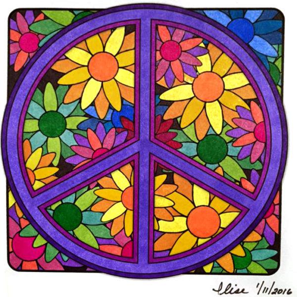 Ilise Yuni Baker - Peace-e
