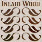 Inlaid Wood Layer Styles Thumbnail