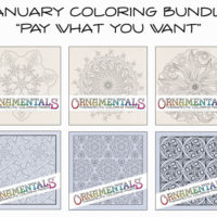 January OrnaMENTALs Bundle