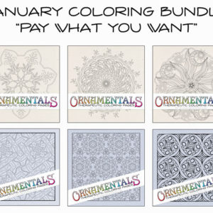 January OrnaMENTALs Bundle