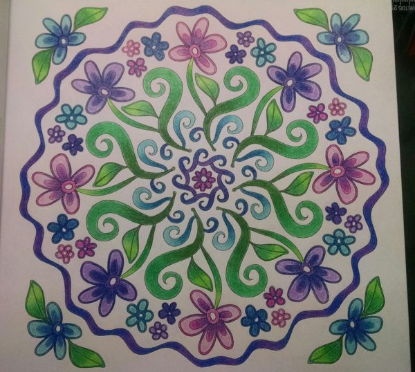 Jennifer Beaulieu (Adult Coloring Worldwide)