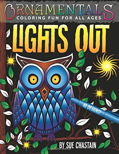 OrnaMENTALs Lights Out by Sue Chastain