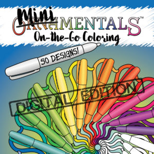 MiniMENTALs On-the-Go Coloring Book Digital Edition