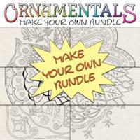 OrnaMENTALs Coloring Page Bundles