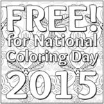 OrnaMENTALs National Coloring Day Free Page Thumbnail