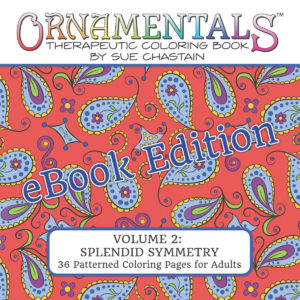 eBook Edition of OrnaMENTALs Volume 2: Splendid Symmetry