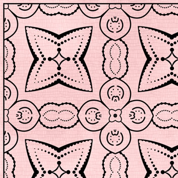 "OrnaMENTALS #0041 ""Quilt Connection"" Coloring Page Thumbnail"