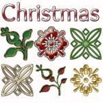 60 Free Christmas Layer Styles Thumbnail