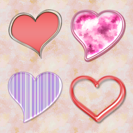 Valentine Hearts Collection eStore Thumb