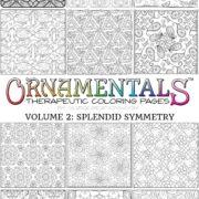 Designs from OrnaMENTALs™ Volume 2: Splendid Symmetry (2 of 2)