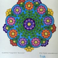 April Coloring from OrnaMENTALs fans!